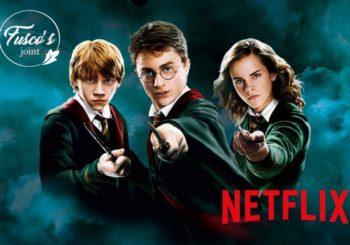 Harry Potter-Netflix, nasce un magico connubio