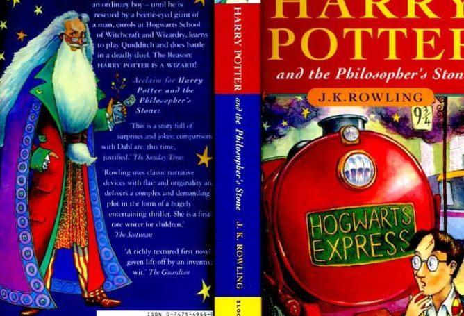 Prima edizione di Harry Potter e La Pietra Filosofale messa all'asta per una cifra record
