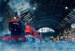 Hogwarts Express, dalla demolizione alla rinascita! Le date per salire a bordo del treno magico