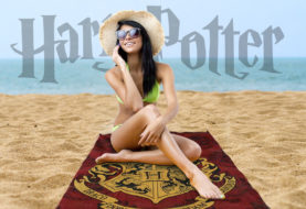 Harry Potter, ecco i teli mare pronti a regalarvi un'estate magica