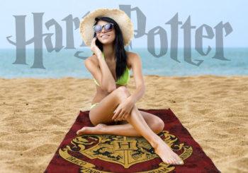 Harry Potter, ecco i teli mare pronti a regalarvi un'estate magica