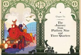 Harry Potter, MinaLima presenta la nuova edizione di libri illustrati