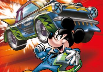 Fast Track Mickey, Topolino ti porta in pista per una corsa senza precedenti