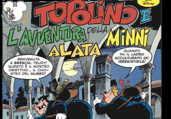 Topolino e l'avventura della Minni Alata in arrivo in edicola per celebrare la Storia dell'arte